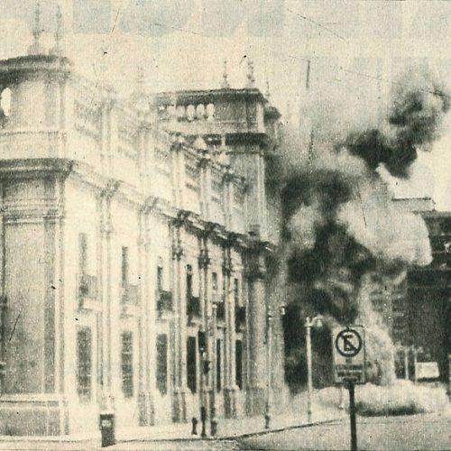 A latin-amerikai szeptember 11.  – A chilei katonai puccs