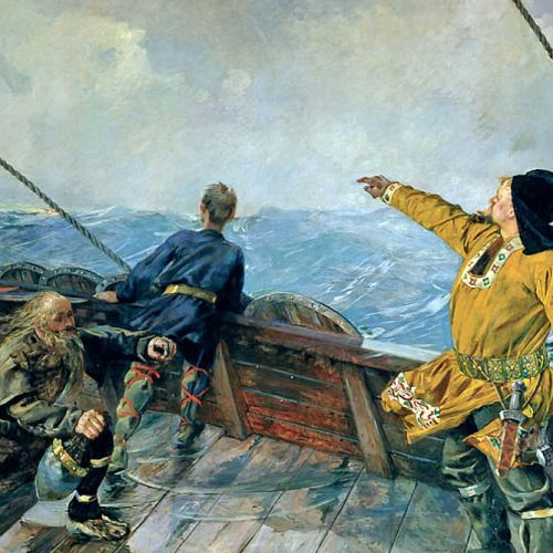 Egy magyar Amerika földjén 500 évvel Kolumbusz előtt?