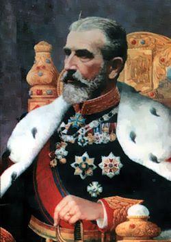 I. Károly (ur. 1886 [először fejedelem, majd 1881-től király] –1914) Forrás: wikimedia commons