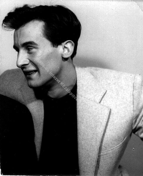 Nagy Attila 1956-ban. Forrás: 1956-os Intézet Fotóadatbázis