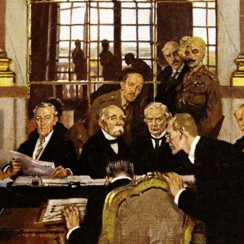 Az antant (titkos) szerződései az első világháború alatt