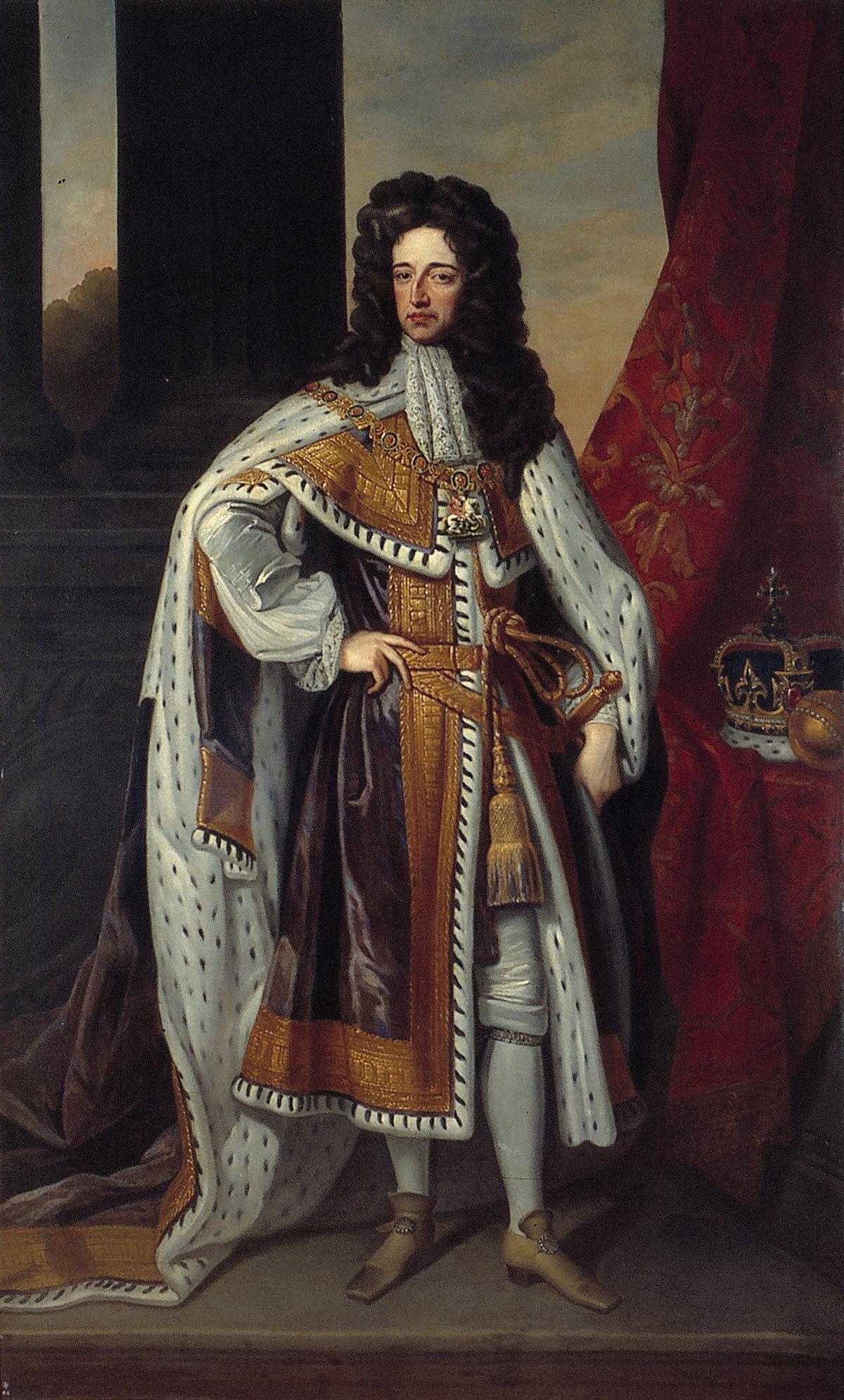 III. Vilmos, 1688-1689 k. Holland Kulturális Örökség Intézete, C252