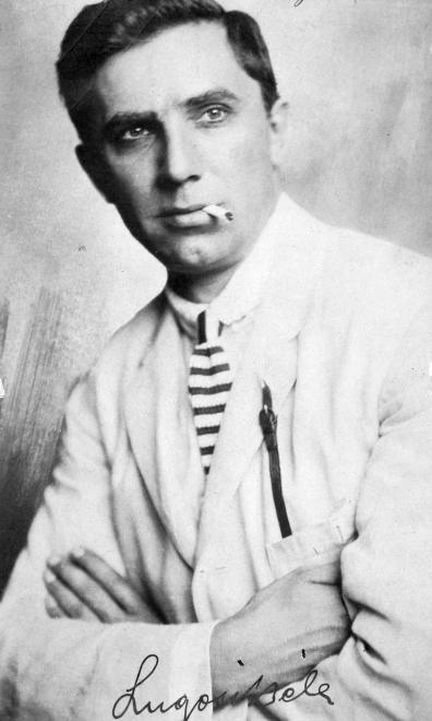 Lugosi Béla 1912-ben fortepan.hu, 14652. kép