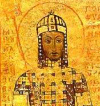 I. Mánuel bizánci császár (1143 - 1180)