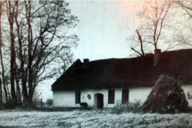 A jankapusztai tanya egyik épülete