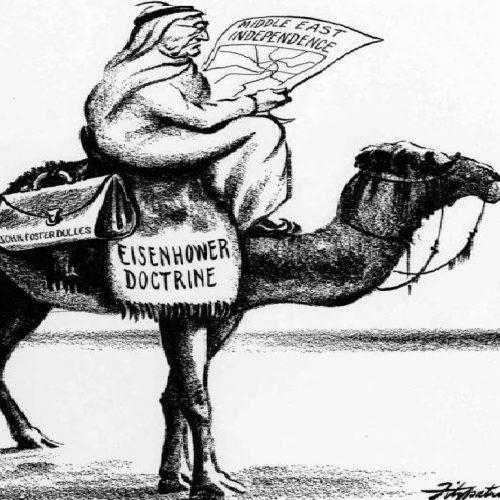 Kétes örökség: Hatvanegy éves az Eisenhower-doktrína