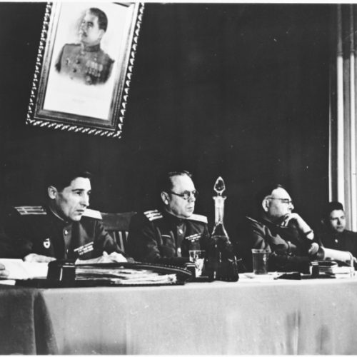 """""""Fasiszta söpredékek"""" és """"Hitler-bérencek"""" a bíróság előtt – szovjet felelősségre vonás a második világháború alatt és után"""