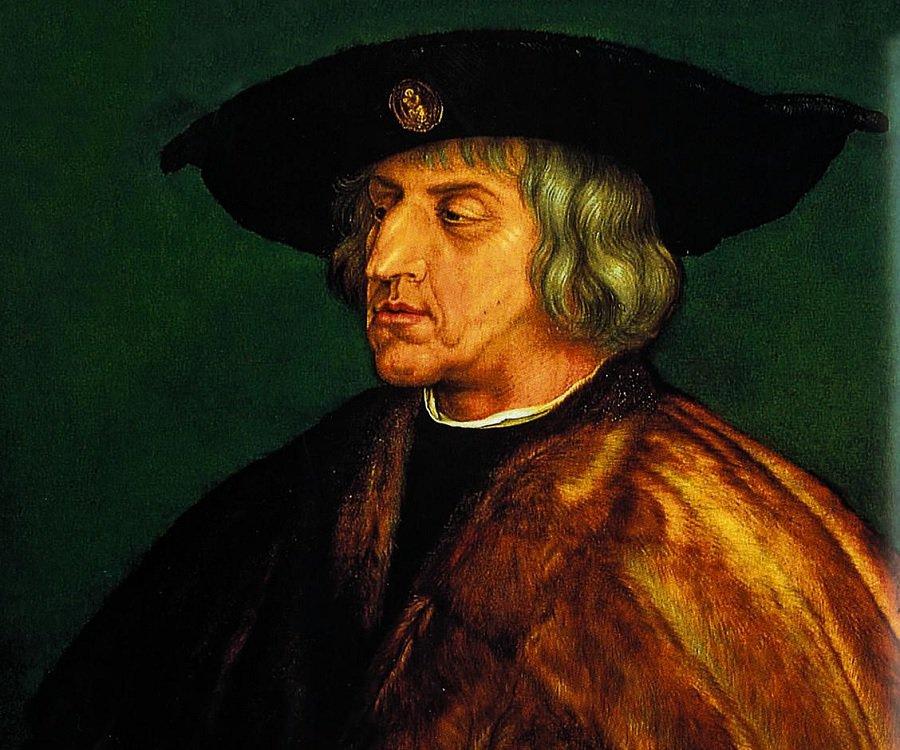 Miksa, német király, III. Frigyes fia