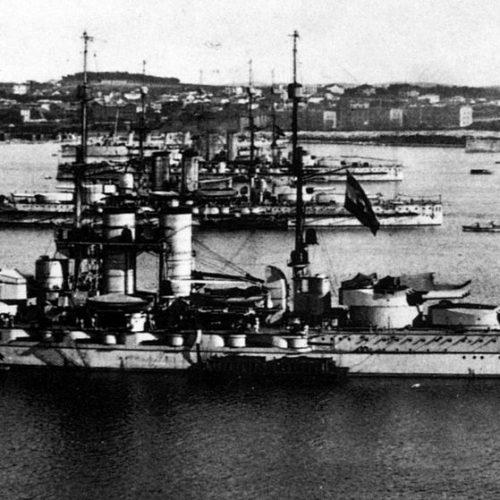 Matrózbecsület  – az osztrák-magyar haditengerészet utolsó napjai