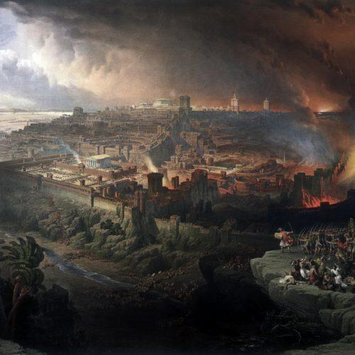 Josephus Flavius: A zsidó háború  és a Holt-tenger víztükre