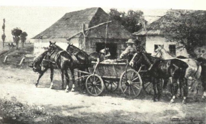 A kóborcigány és a ló