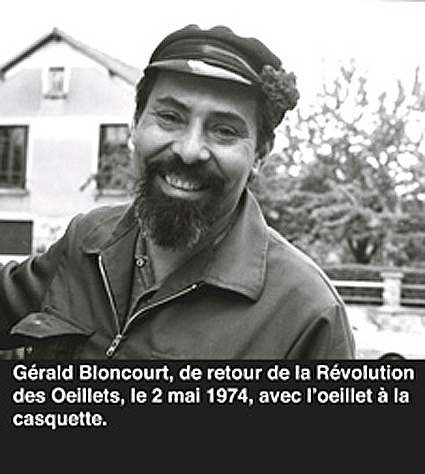 Gérald Bloncourt Forrás: Gerald Bloncourt/bloncourtblog.net