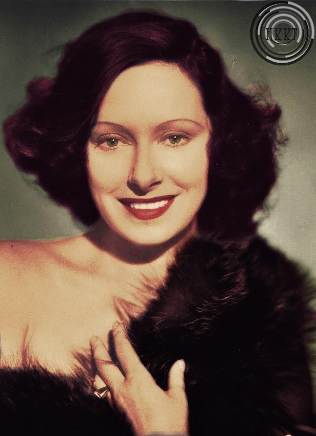 Muráti Lili (Nagyvárad, 1912. július 22. – Madrid, 2003. április 17.) színésznõ. (Rapali Vivien - HKKT)