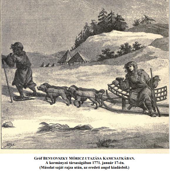 Utazás kutyaszánon (Jókai I. 3. o.)
