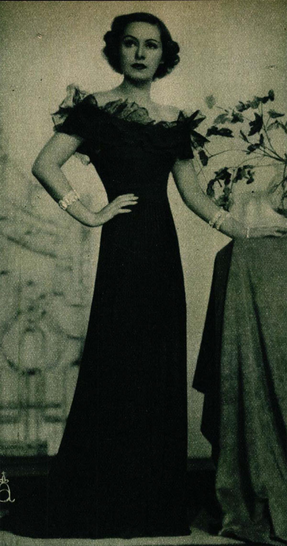 Muráti Lili, a divatikon