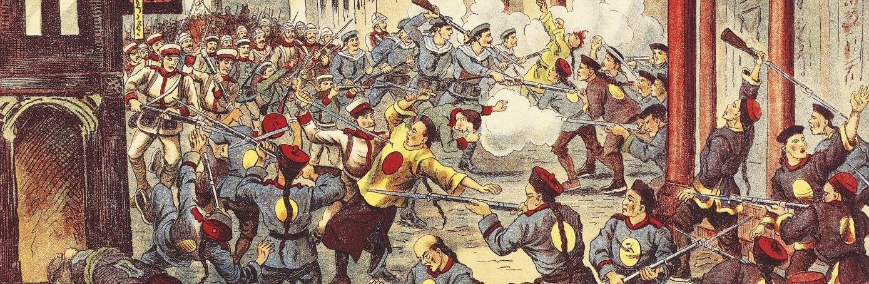 """""""Szívós, fanatizált, kegyetlen, és a térszínnel ismerős lázadókkal kellett harcolniuk…"""" Osztrák-magyar tengerészek a bokszerlázadás leverésében"""