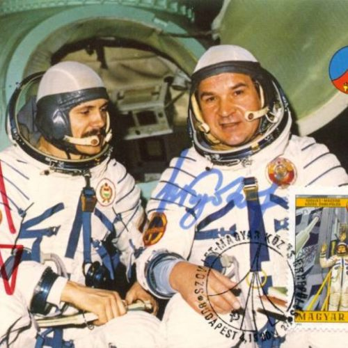 Egy magyar úr az űrből – 37 éve járt Farkas Bertalan a kozmoszban