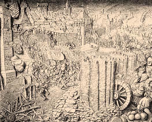 Vetélkedő Jagellók: interregnum és polgárháború