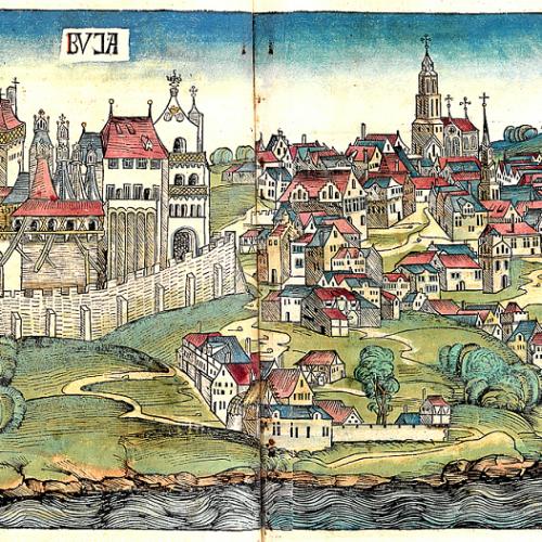 Magyarország legrégebbi temploma: Mátyás levele IV. Sixtus pápához