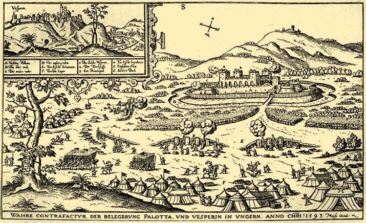 """""""A birodalom védőbástyája"""" – A török háború kérdése az 1594-es regensburgi birodalmi gyűlésen"""