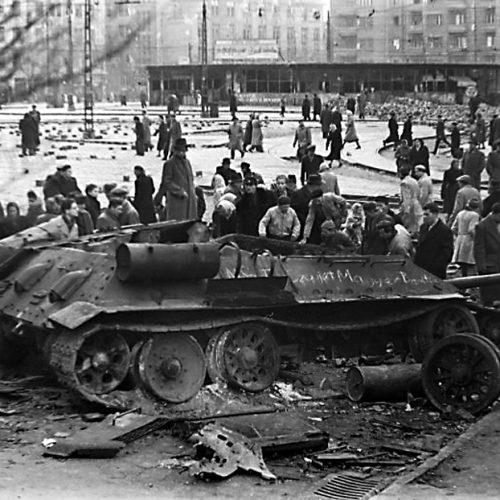 Városi harcmodor az 1956-os forradalom idején