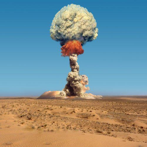 Derült égből atombomba – A Sámson-terv