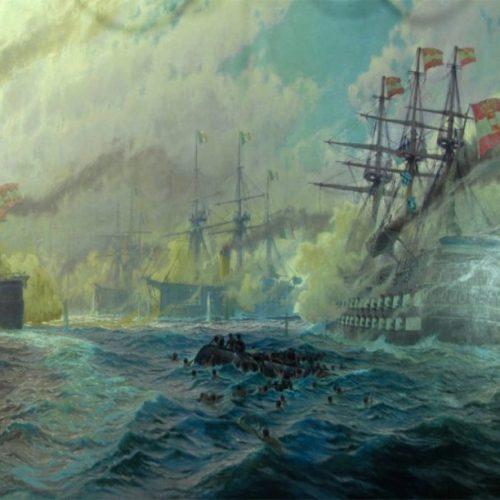 A birodalom visszavág: győzelem Lissánál