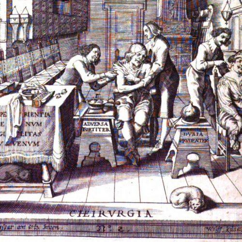 Perliczi Dániel: Medicina Pauperum A' szegények számára való patikátskának az ő állapottyokhoz való alkalmaztatása