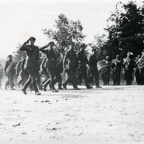 A mi gyalogságunknak Oroszországhoz csak egy napra lesz szüksége – spanyol önkéntesek a keleti fronton