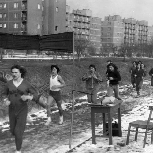 A kocogás kezdetei a szocialista időszakban
