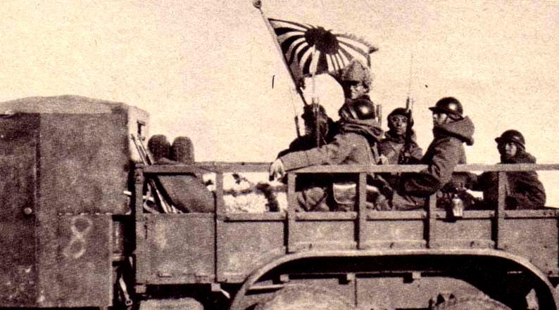 Mandzsúria az 1940-es években