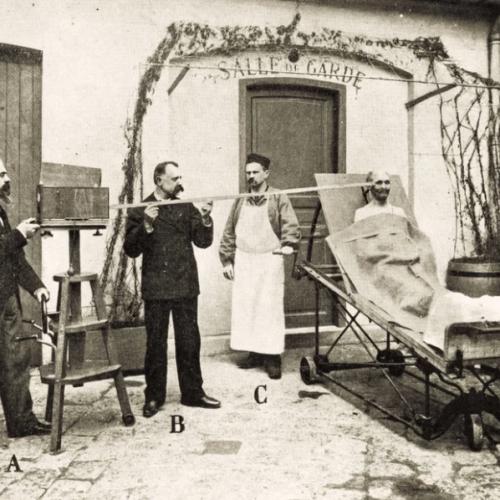 CSI: Budapest; az első rendőrmúzeum