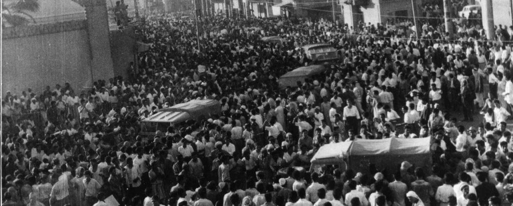 Bastille-nap Bagdadban – az 1958-as iraki forradalom