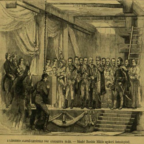 Széchenyi születési évfordulója 1901-ben a Vasárnapi Újságban
