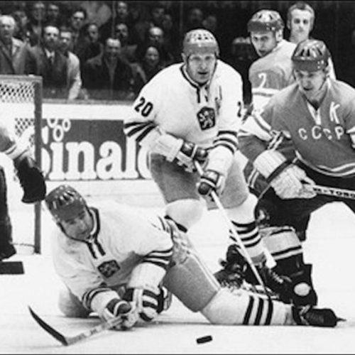 """""""Tankok nélkül puncik vagytok!"""" – Az 1969-es jégkorong-világbajnokság csehszlovák-szovjet összecsapásai és következményei"""