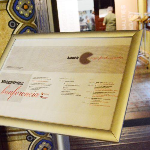 Elefánt a porcelánboltban? – Szimpózium a magyar finomkerámiaipar államosításáról