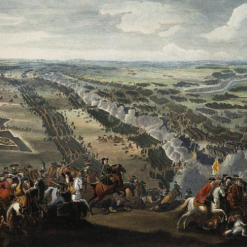 A poltavai csata magyar szemtanúja