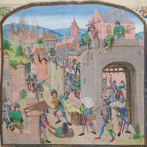 """""""… rengeteg szenvedést hoztak a francia királyságra"""" – Békeévek a százéves háború alatt"""