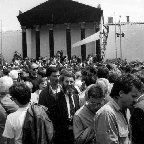 Politikai végjáték, avagy rendszerváltoztatás Somogyországban (I. rész)