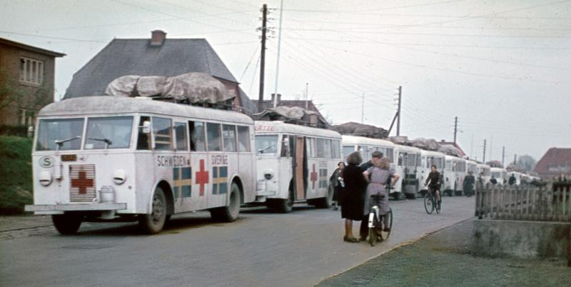 Bergen-Belsenben felszabadult magyar deportáltak Svédországban (1945-1946)