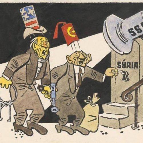 Megismétlődő szíriai válságok – Szovjet-török szembenállás 1957-ben