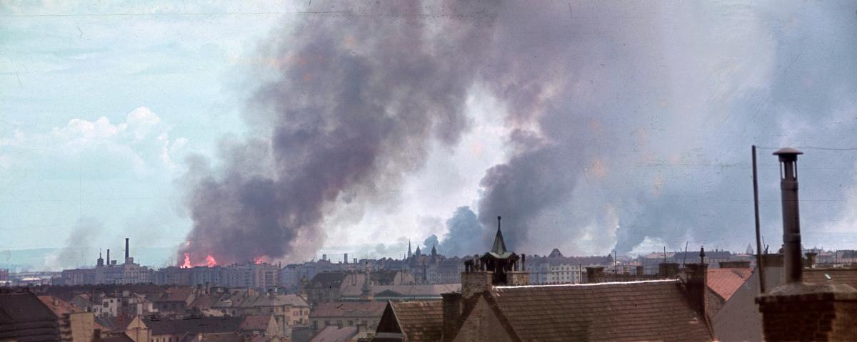 Magyarország bombázásának esélyei 1943 során
