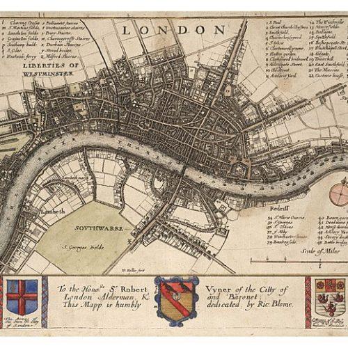 Korabeli beszámoló a londoni pestisről
