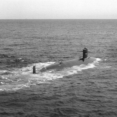 Végzetes tesztmerülés; a USS Thresher tragédiája