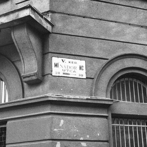 Történeti emlékezet az utcanevekben a 19. században