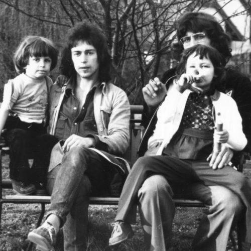 Apa, gyermekkel egyedül a szocialista időszakban