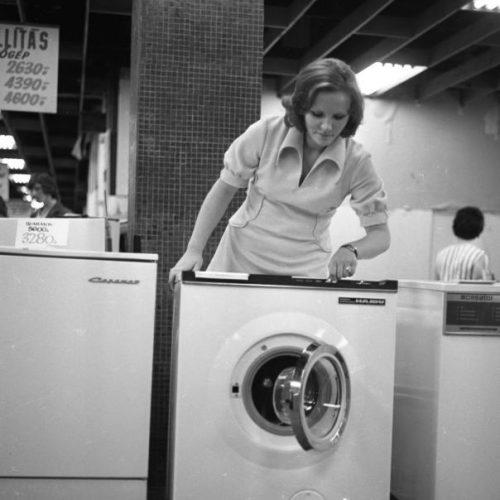 Egy kis automata mosógép-történelem