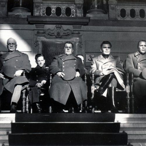 Vörös karszalag. Ideiglenes karhatalmi osztagok 1944-1945-ben. Kritika