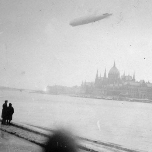 Zeppelinek Budapesten és a nagyvilágban