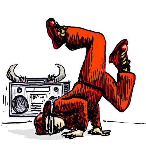 """Breakdance, avagy """"törőtánc"""" Magyarországon"""